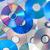 cd · lemez · optikai · zene · videó · adattárolás - stock fotó © claudiodivizia