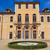 Villa · fuente · Italia · retro · arquitectura - foto stock © claudiodivizia