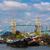 башни · реке · Темза · Лондон · Skyline · мнение - Сток-фото © claudiodivizia