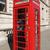 Londres · telefone · caixa · tradicional · vermelho · linha · do · horizonte - foto stock © claudiodivizia