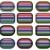 doze · botões · bandeira · Gâmbia - foto stock © clearviewstock