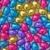 colorido · chocolate · ovos · de · páscoa · papel · flores · da · primavera - foto stock © clearviewstock
