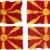 zászló · Macedónia · nagyszerű · kép - stock fotó © clearviewstock