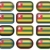 doze · botões · bandeira · Togo · imagem - foto stock © clearviewstock