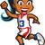 girl basketball player stock photo © clipartmascots