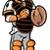 野球選手 · 男 · 少年 · ユニフォーム · 態度 - ストックフォト © ClipArtMascots