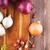 different varieties of onions stock photo © coffeechocolates