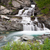 waterval · Italië · brug · architectuur · vallen · stream - stockfoto © coffeechocolates