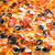 pepperoni · pizza · étvágygerjesztő · közelkép · tömés · keret - stock fotó © cookelma