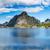 Норвегия · острове · мнение · облака · морем · лет - Сток-фото © cookelma