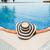 女性 · 麦わら帽子 · リラックス · スイミングプール · ボトム · パーフェクト - ストックフォト © cookelma
