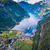 geiranger fjord norway stock photo © cookelma