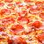 iştah · açıcı · pepperoni · pizza · doldurma · çerçeve - stok fotoğraf © cookelma