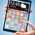 tabletta · átlátszó · képernyő · emberi · kezek · kirakat - stock fotó © cookelma