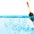 лет · рыбалки · оборудование · озеро · палуба · красивой - Сток-фото © cookelma