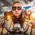 versenyzés · sisak · motorkerékpár · fej · verseny - stock fotó © cookelma