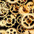 velho · industrial · retro · aço · vintage · engrenagem - foto stock © cookelma