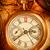 vintage · zakhorloge · antieke · achtergrond · tijd · keten - stockfoto © cookelma
