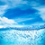 bolle · acqua · cielo · nubi · abstract · mare - foto d'archivio © cookelma