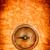 Vintage · компас · Ложь · древних · Мир · карта · натюрморт - Сток-фото © cookelma