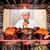 muffinok · serpenyő · étel · szív · konyha · szakács - stock fotó © cookelma