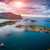 lofoten archipelago islands aerial photography stock photo © cookelma