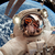 international space station and astronaut stock photo © cookelma