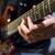 músico · guitarra · concerto - foto stock © cookelma
