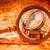 klasszikus · nagyító · hazugságok · ősi · világtérkép · csendélet - stock fotó © cookelma