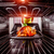 koken · kip · oven · home · huisvrouw · geroosterde · kip - stockfoto © cookelma