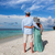 отпуск · пару · ходьбе · тропический · пляж · Мальдивы · человека - Сток-фото © cookelma