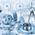 técnico · desenhos · azul · construção · projeto · tecnologia - foto stock © cookelma
