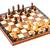 ajedrez · torneo · ilustración · negro · juego · Cartoon - foto stock © cookelma