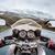 berg · Noorwegen · motorfiets - stockfoto © cookelma