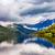 bella · natura · Norvegia · naturale · panorama · ghiacciaio - foto d'archivio © cookelma