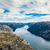 beautiful nature norway   sognefjorden stock photo © cookelma