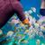 рыбы · клоуна · морем · искусства · оранжевый · синий - Сток-фото © cookelma