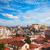 La · Habana · Cuba · horizonte · ciudad · edificio · azul - foto stock © cookelma