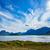 arcipelago · Norvegia · scenario · drammatico · montagna · open - foto d'archivio © cookelma