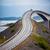 oceano · estrada · caravana · carro · rodovia · título - foto stock © cookelma