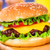 taze · lezzetli · Burger · patates · kızartması · peynir · yemek - stok fotoğraf © cookelma