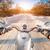 winter · glad · weg · hemel - stockfoto © cookelma