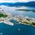 cidade · Noruega · mar · porta - foto stock © cookelma
