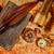 vintage · kompas · oude · wereldkaart · stilleven - stockfoto © cookelma