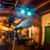mikrofon · mavi · kayıt · stüdyo · soyut · karanlık - stok fotoğraf © cookelma