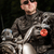 motocicleta · estrada · capacete · guidão · liberdade · ferro - foto stock © cookelma