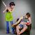 family quarrel stock photo © cookelma