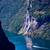 geiranger fjord norway stock photo © cookelma