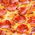 calabresa · pizza · apetitoso · enchimento · quadro - foto stock © cookelma