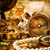 vintage · natureza · morta · grunge · antigo · mapa · negócio - foto stock © cookelma